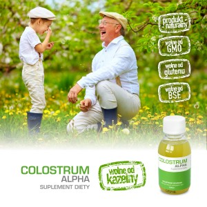 Colostrum Alpha -  Colostrum Bovinum 125ML