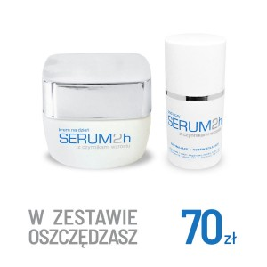 Serum2h na Dzień z colostrum + Serum2h pod oczy z colostrum