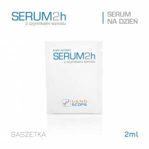 Day Cream SERUM2h with growth factors 2ml