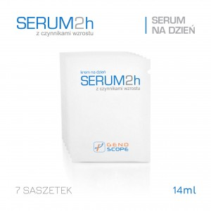 Day Cream SERUM2h with growth factors 14ml