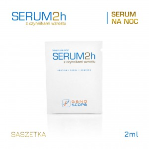 SERUM2h na Noc - saszetka 2ml