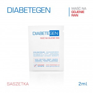 Diabetegen, 15g - saszetka 2ml